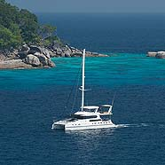 friends of cyansiam for yacht charters, diving and vehicle hire