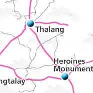 where to stay phuket map - where to stay phuket map - villas and apartments for holiday or long term rent phuket - Thalang