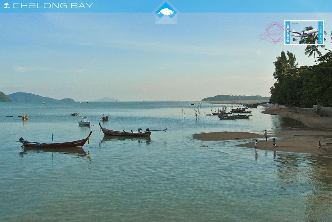 chalong bay – south west phuket   phuket holiday villa rentals