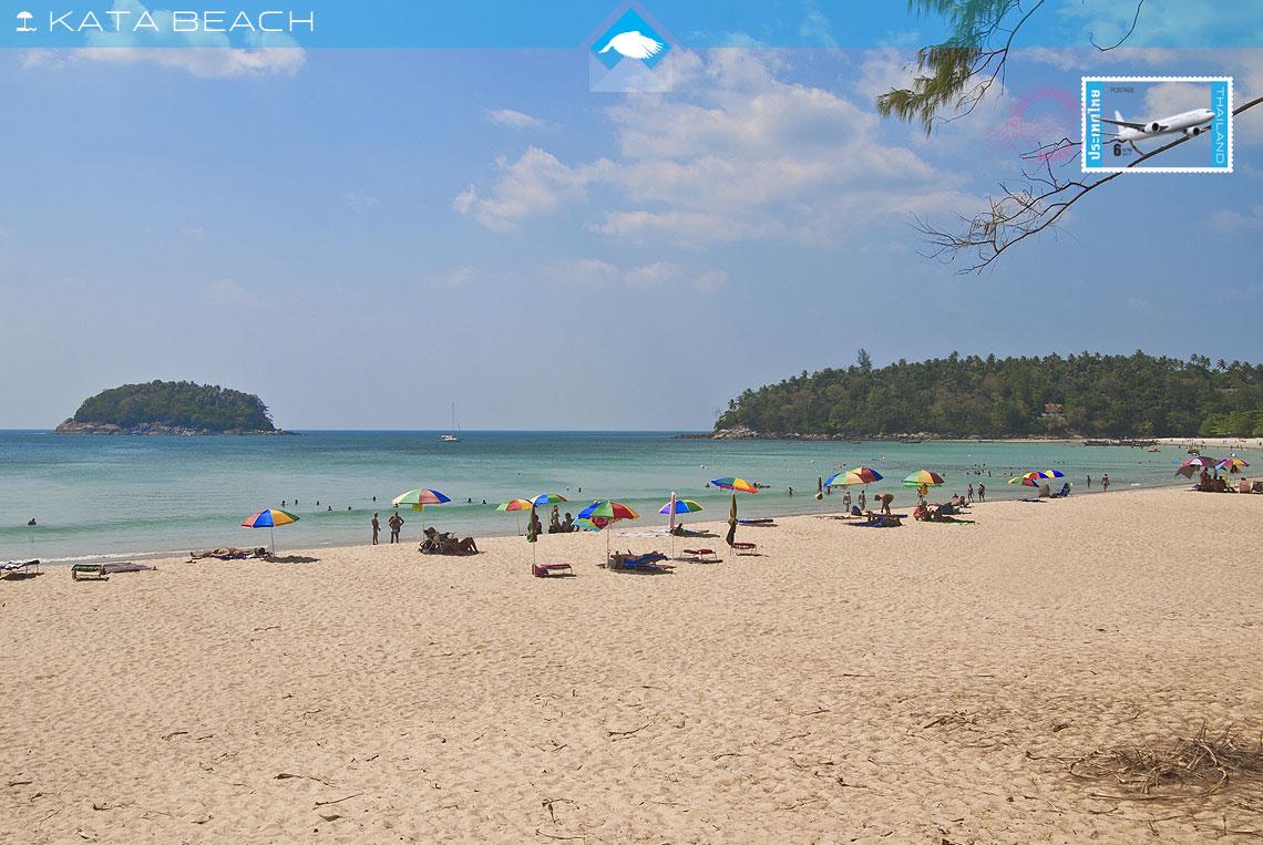 Pu Island Kata Beach